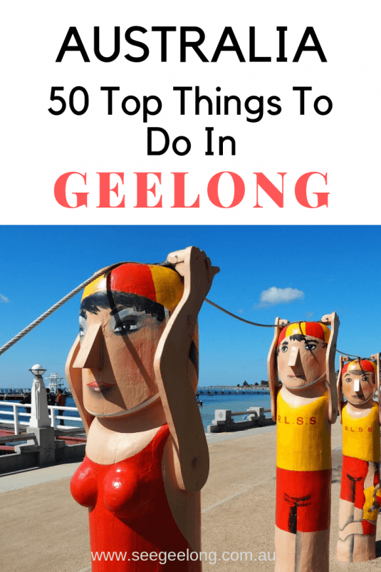 Things To Do In Geelong Pin