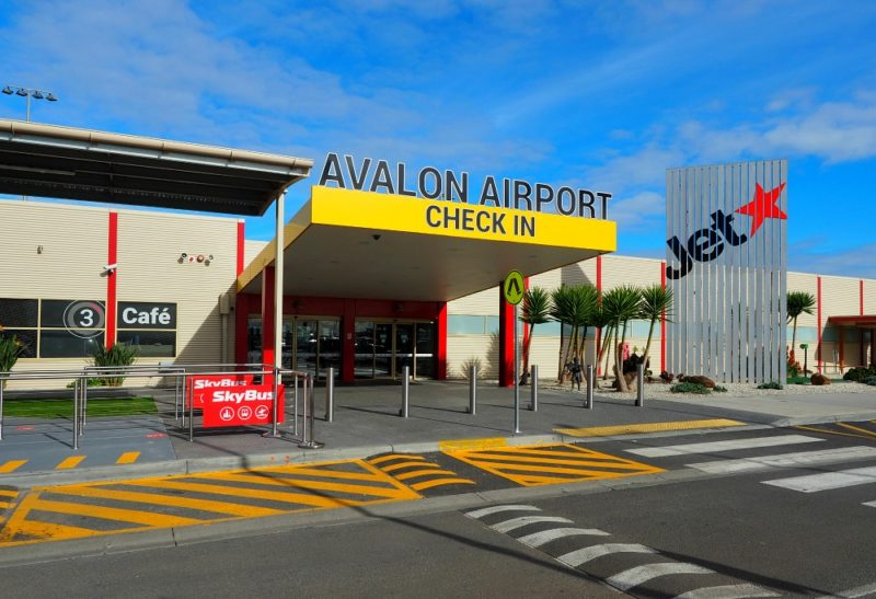 Melbourne Airport Avalon check-in