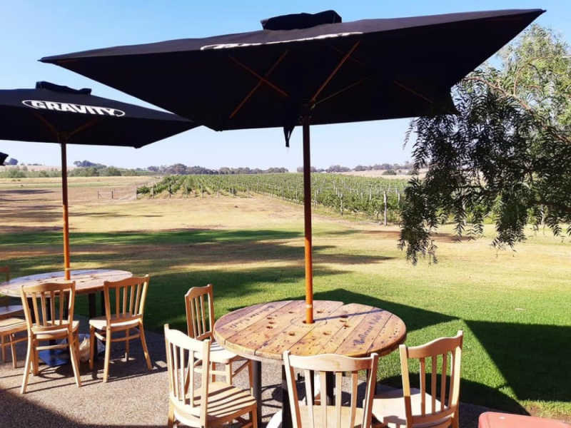 Bellarine Winery on the Bellarine Peninsula Victoria