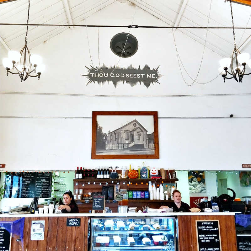 Chapel On Little Ryrie is one of the best cafes in Geelong.