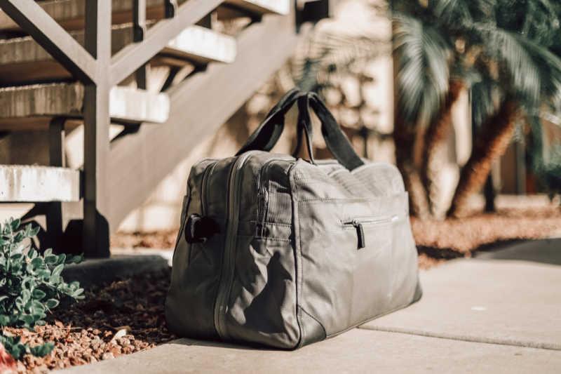 Image of best duffel bag Australia