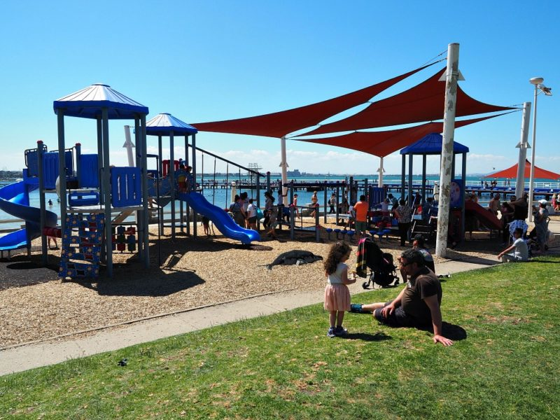 Eastern Beach Playground
