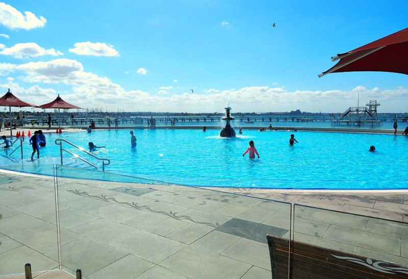 Eastern Beach Swimming Pool
