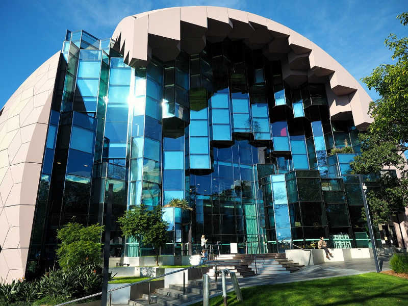 Photo of the Geelong Library And Heritage Centre