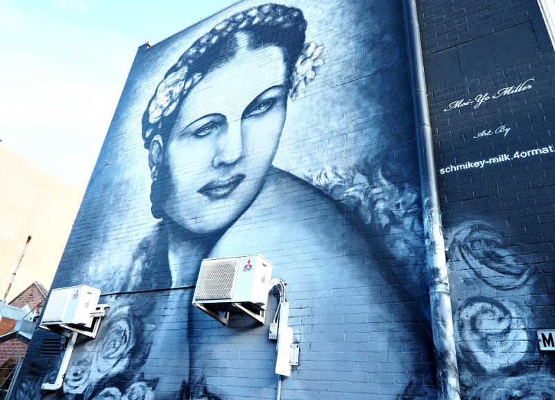 Photo of Geelong Street Art - Moi Yo Miller