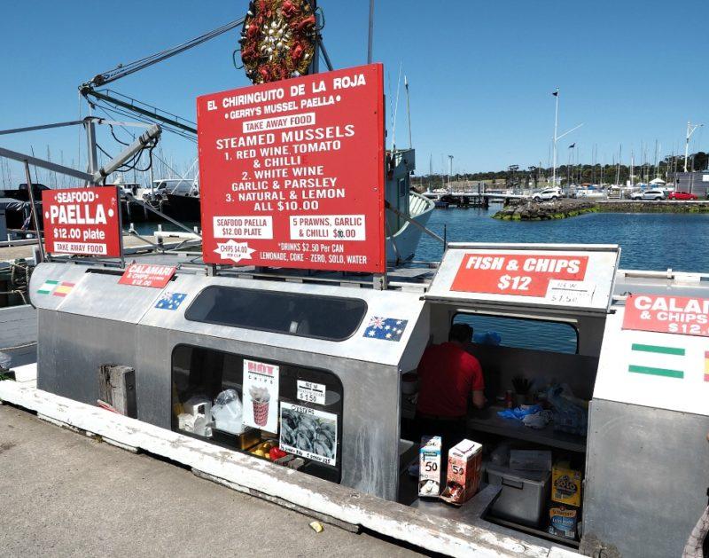 Geelong Mussel Boat
