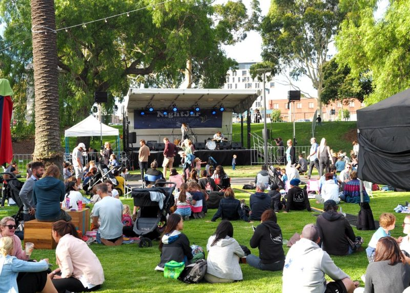 Nightjar Festival Geelong