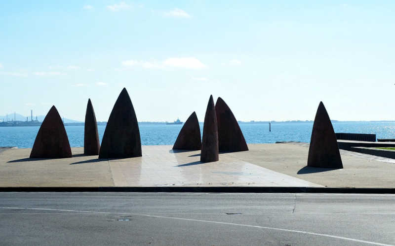 North Artwork on the Geelong Waterfront