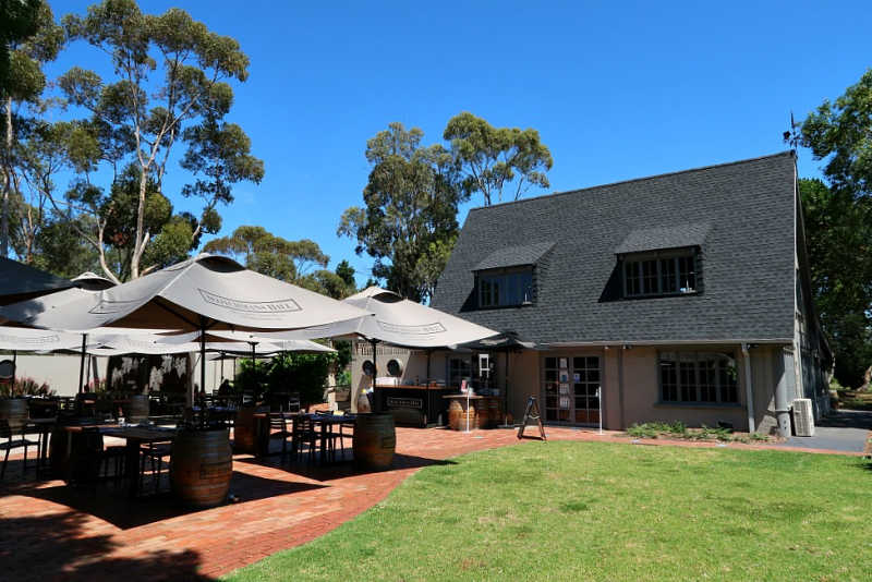 Scotchmans Hill Bellarine winery.