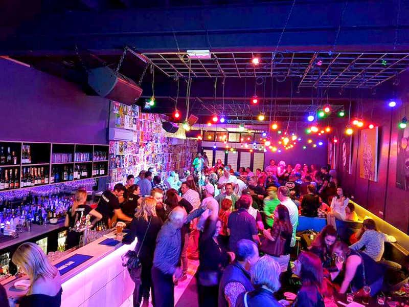 Photo of people at Piano Bar Geelong