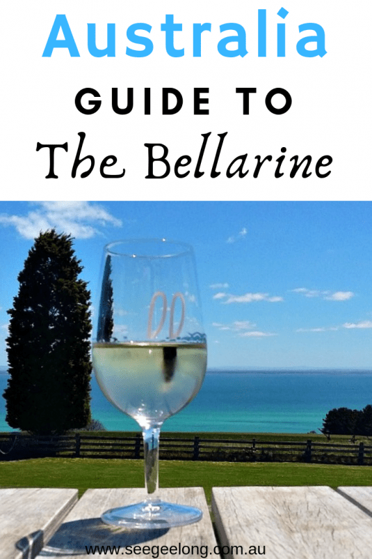 Bellarine Peninsula Pin